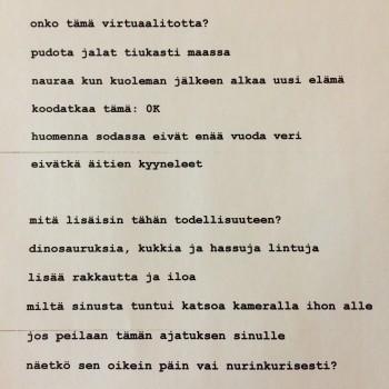 Iida Pitkäsen runo DigiKilta-seminaarista
